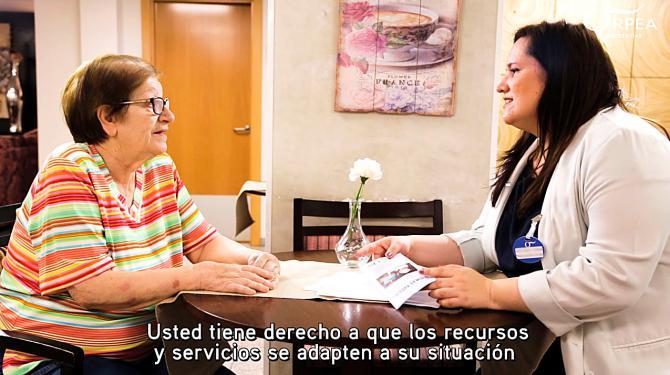 El decálogo para el buen trato de ORPEA garantiza el bienestar de sus residentes