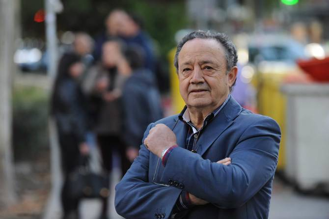 Paco Caño, en una imagen de archivo.
