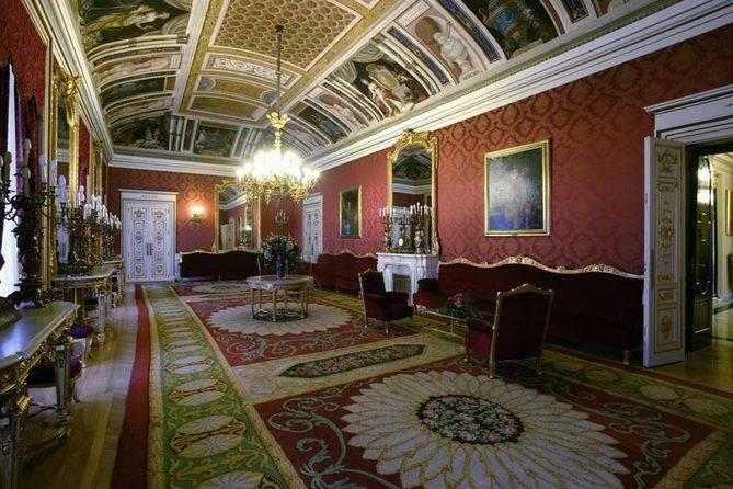 Foto de archivo del Palacio de Buenavista