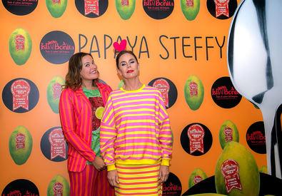 El grupo EURBANAN presentó la nueva fruta tropical de la gama Premium Gold Isla Bonita Papaya Steffy