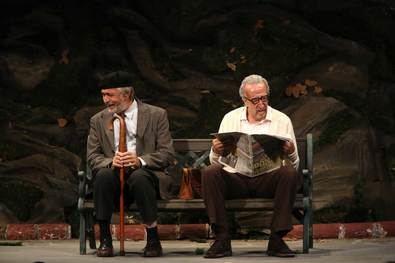 Campanella se pasa a la comedia teatral, con 'Parque Lezama'