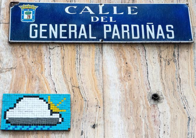 Un paseo desde Alcalá a la avenida de América