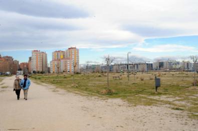 El parque de La Cornisa será rehabilitado