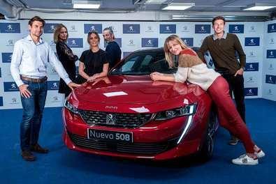 Descubriendo la tecnología 'nocturna' del nuevo Peugeot 508
