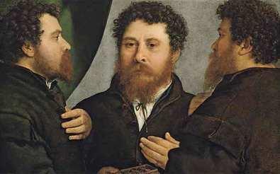 Retratos de Lorenzo Lotto, en el Prado