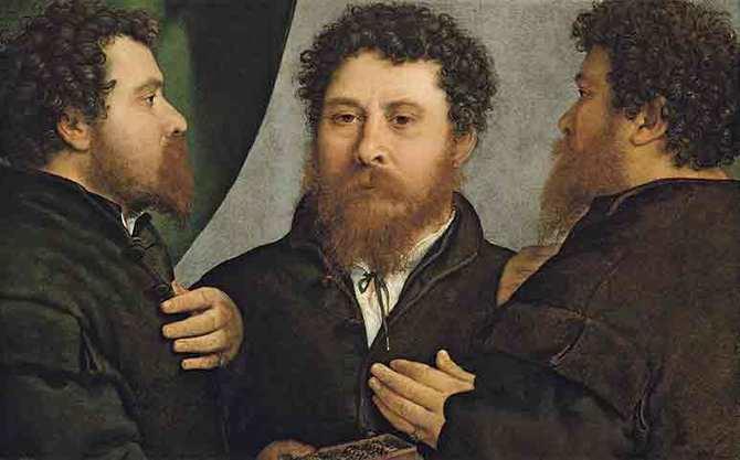 La intensidad de sus retratos y la variedad y                    sofisticación de los recursos plásticos e intelectuales que incorporan hicieron de Lotto el primer retratista moderno.