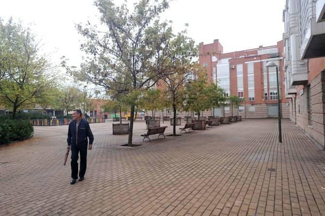 La Plaza de Chabuca Granda podría acoger un memorial a las víctimas franquistas del Ayuntamiento de Hortaleza