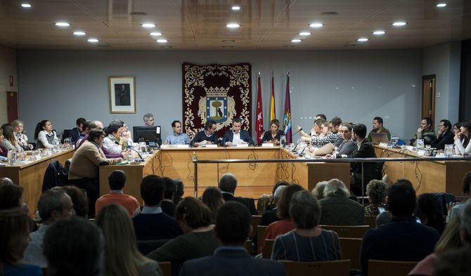 El Pleno quedó constituido el pasado martes y celebró una sesión extraordinaria sobre los presupuestos.