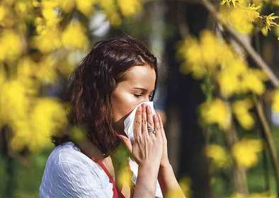 330.000 SMS a pacientes asmáticos, para que se protejan del polen