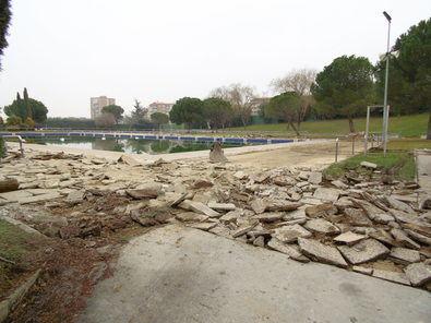 Casi dos millones para reformar la piscina de Hortaleza