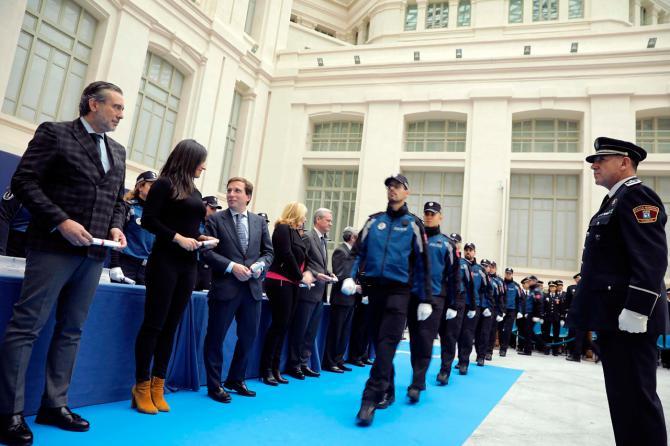 142 nuevos agentes de policía local en 2019