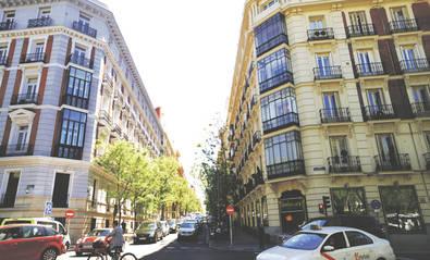 Ayalá, siglo XXI en el barrio de Salamanca