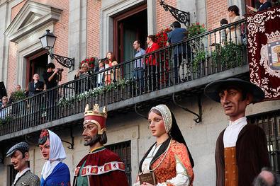 """Para Lindo, amar Madrid es """"hacer barrio a diario"""""""