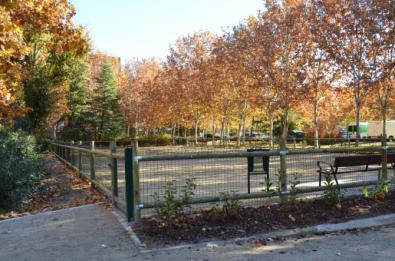 Parques caninos para correr