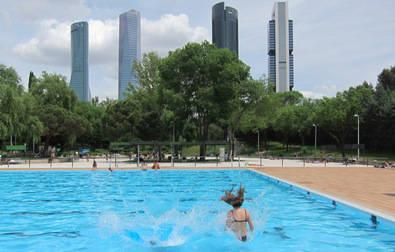Se abren 22 piscinas municipales este fin de semana