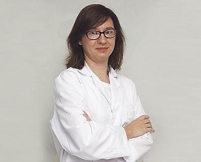 En la imagen superior, la Dra. Vanesa Núñez.