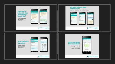 El Portal del Paciente, más accesible e intuitivo