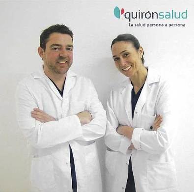 Dos cirujanos de Hospital Quirónsalud San José elegidos finalistas en los premios Doctoralia Awards 2018