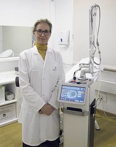El Servicio de Ginecología de Ruber Juan Bravo 49 incorpora la técnica láser