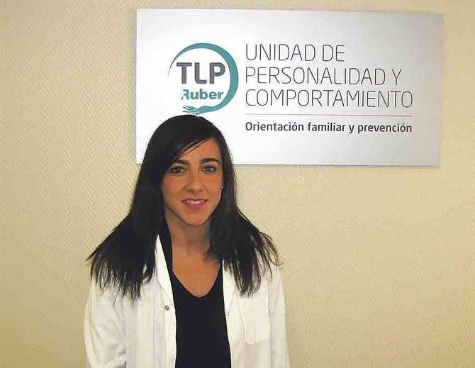 En la imagen, la psicóloga Elena Santos Fresco, de la Unidad de Personalidad y Comportamiento del complejo hospitalario Ruber Juan Bravo.