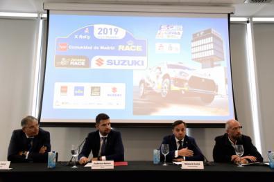 El Rally Comunidad de Madrid-RACE estrena formato en su décima edición