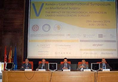 El Ramón y Cajal, punto de encuentro internacional de expertos en maxilofacial
