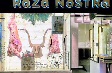 Raza Nostra inaugura un singular espacio en el Mercado de Chamartín