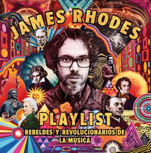 """James Rhodes: 'En seis semanas se puede aprender a tocar un preludio de Bach"""""""