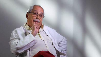 El cineasta burgalés Antonio Gómez-Rico ha recibido la Espiga de Honor por toda su carrera, en esta última edición de la Semana Internacional de Cine de Valladolid