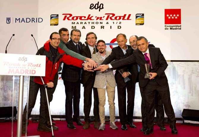 Llega el Rock 'n' Roll Madrid Marathon & ½ 2018