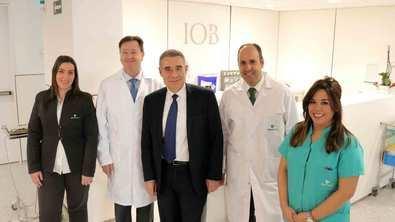 IOB Institute of Oncology ha tratado a más de 1.000 pacientes en el complejo hospitalario Ruber Juan Bravo en sus dos primeros años de actividad