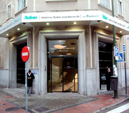 Divina Pastora incorpora el nuevo Complejo Hospitalario Ruber Juan Bravo a su cuadro médico