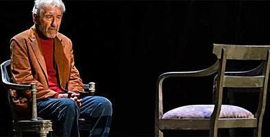 El prestigioso actor madrileño José Sacristán protagoniza este monólogo de Miguel Delibes.
