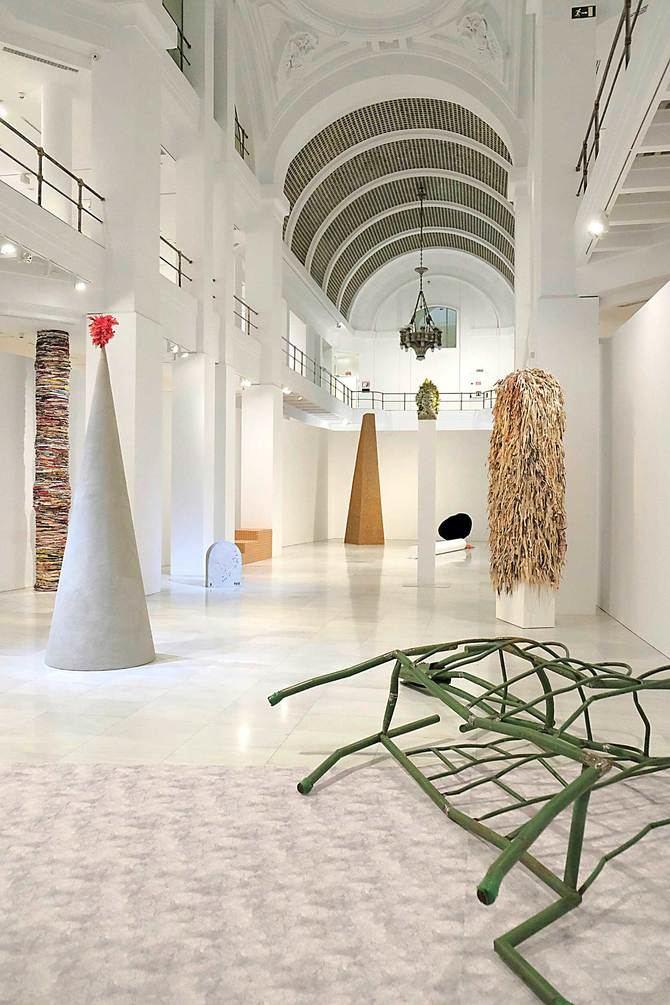 Exposición de Sara Ramo en la Sala Alcalá 31 se puede visitar de forma gratuita.