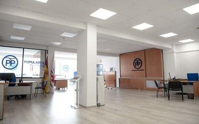 El PP 'estrena' sede en Salamanca