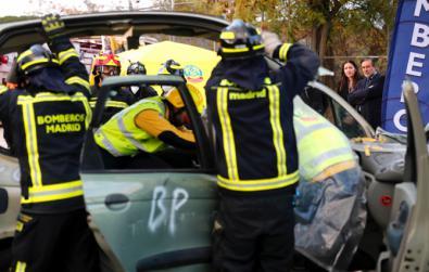 Sensibilizan a los menores infractores sobre la seguridad vial