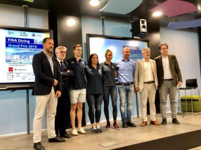 Presentación del campeonato internacional que se disputará en el centro deportivo M86
