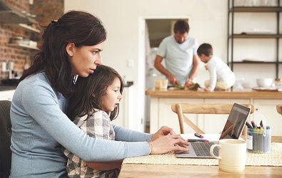 Tecnologías, niños y nuevas costumbres