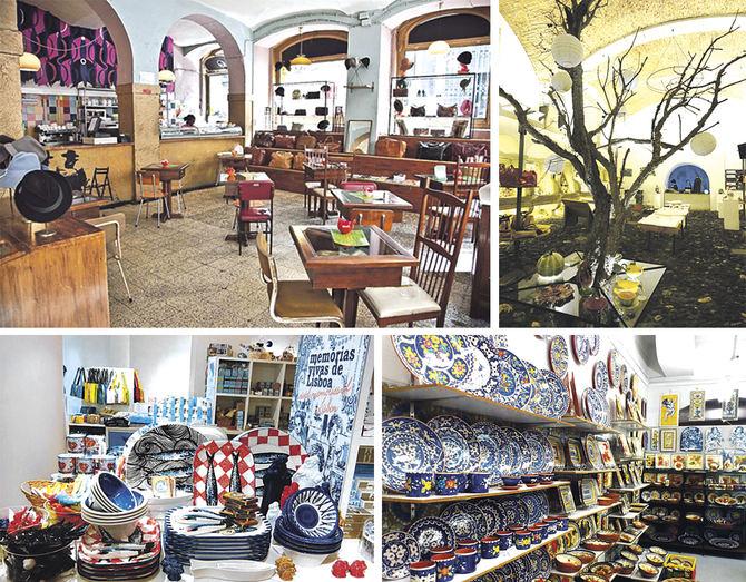 Las tiendas y zonas comerciales que debes visitar en tu viaje a Lisboa