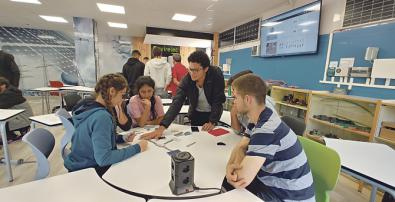 El aula de la energía del IES Francisco Tomás y Valiente, referente en Madrid