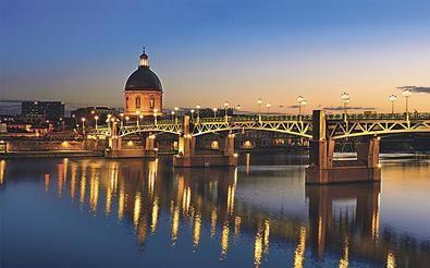 Toulouse, escapada a la 'ciudad rosa'