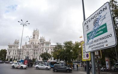 El PP llevó su preocupación sobre las afecciones de Madrid Central en los distritos de Salamanca y Retiro.