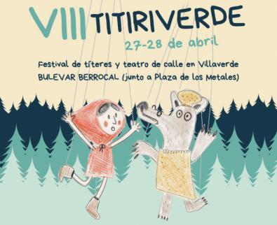 Titiriverde, un festival por y para los vecinos de Villaverde