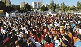 Vuelve el Cross Escolar más numeroso de Madrid