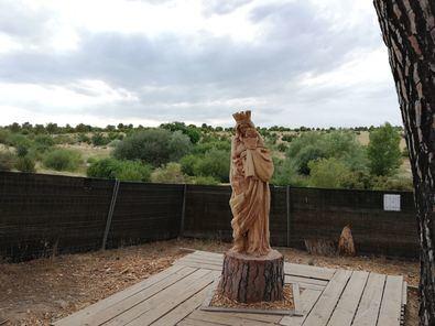 La Junta vota trasladar la Virgen del Abrazo
