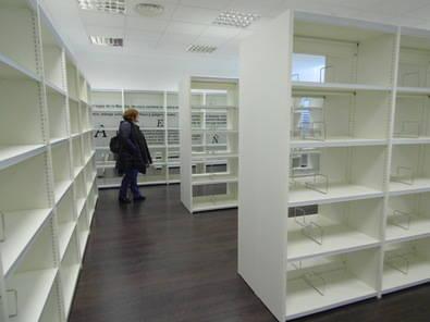 Sanchinarro, a punto de estrenar una biblioteca con más de 20.000 volúmenes
