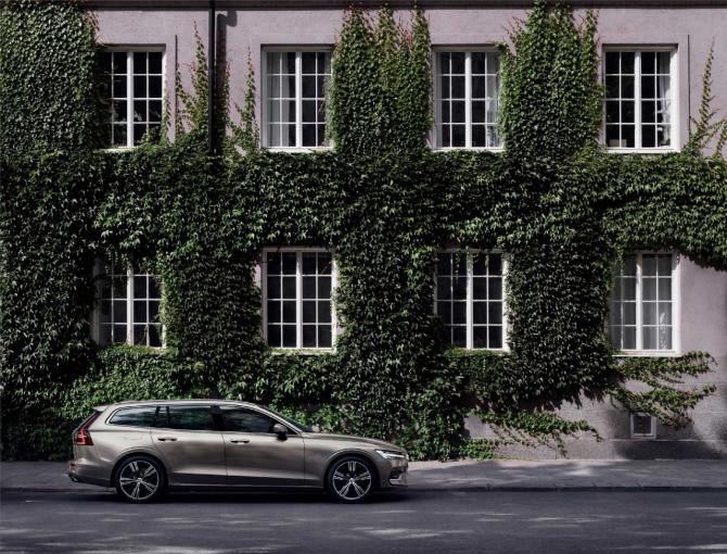 Imagen del nuevo Volvo V60 D4 Inscription