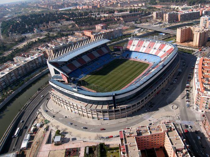 El derribo del estadio comenzará en febrero.