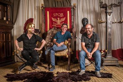 Borja Cobeaga y Pepón Montero dirigen esta nueva serie original de Movistar+.