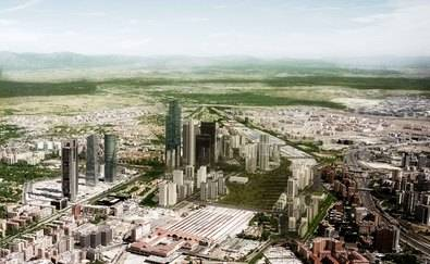 Madrid ya tiene Nuevo Norte
